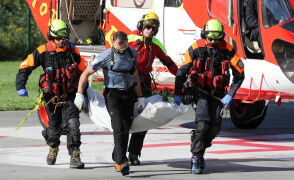 TOPR wydobyło ciała dwóch grotołazów, którzy zaginęli w Jaskini Wielkiej Śnieżnej