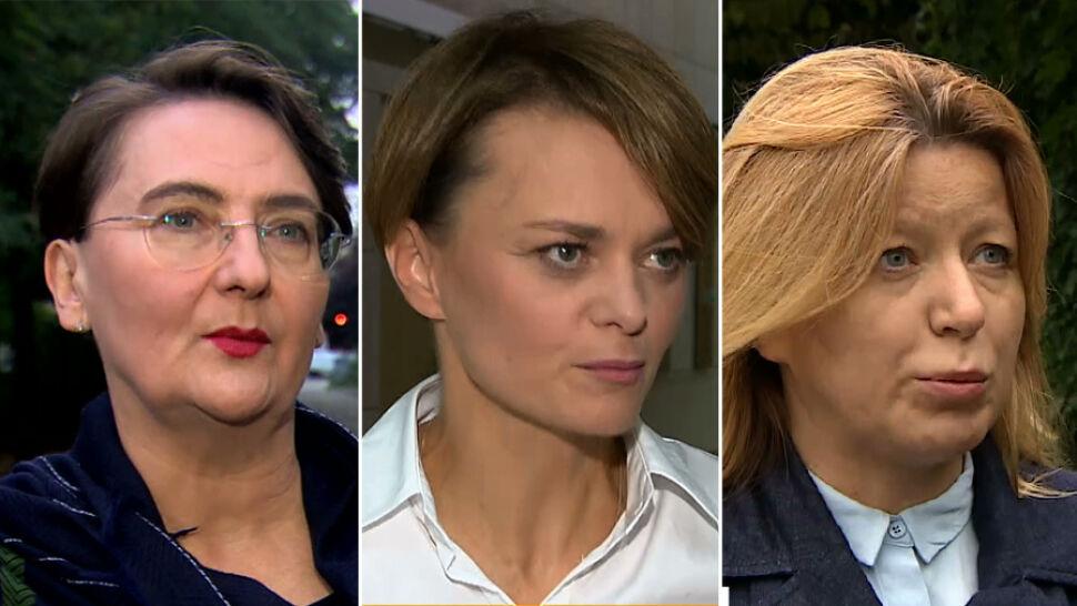 """Trzy listy, trzy liderki. """"To będzie bardzo trudny debiut"""""""