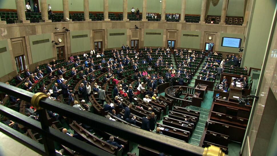 Posiedzenie starego Sejmu odbędzie się po wyborach. Opozycja spekuluje