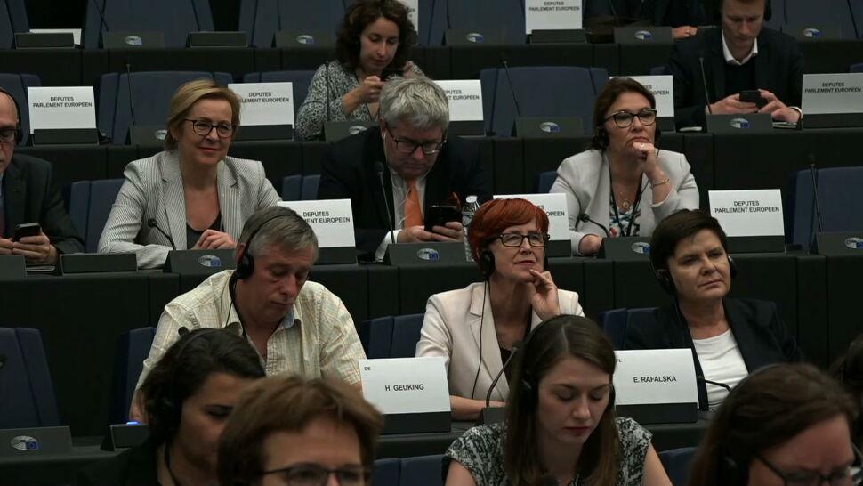 Słowaczka zamiast Beaty Szydło na czele komisji PE