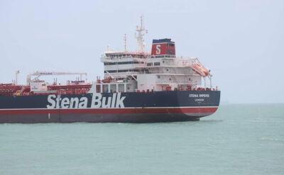 Iran zatrzymał brytyjski tankowiec. Londyn: odpowiemy rozważnie, ale zdecydowanie