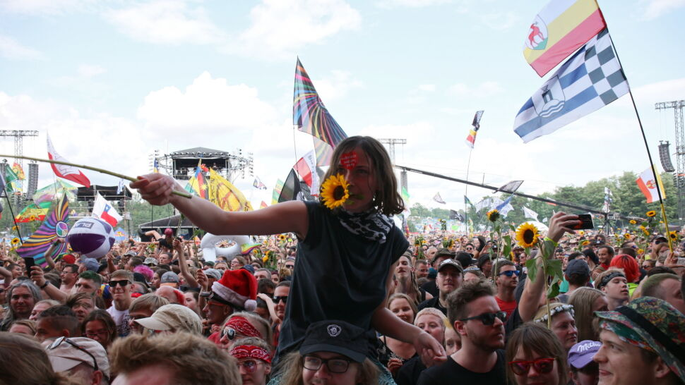 Trwa drugi dzień festiwalu Pol'and'Rock. Największa zabawa w Polsce