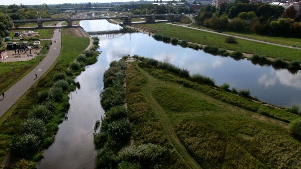"""""""Jedynie trzy procent polskich rzek jest w dobrym stanie ekologicznym"""""""