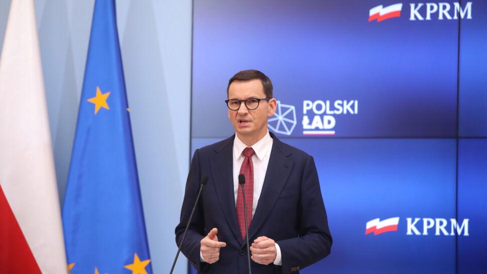 Premier Morawiecki: nie zamierzamy wstrzymać wydobycia węgla w Turowie