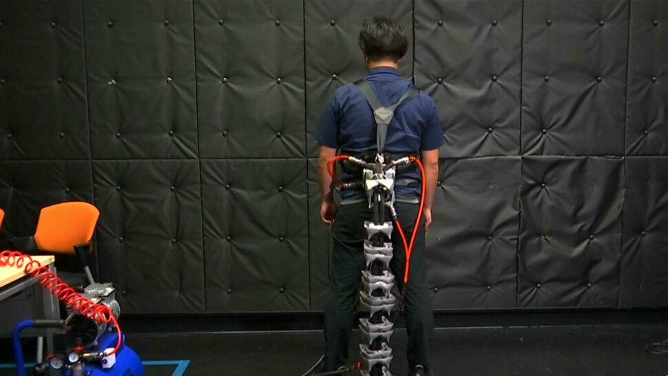 Japończycy tworzą robotyczny ogon. Ma pomagać osobom starszym