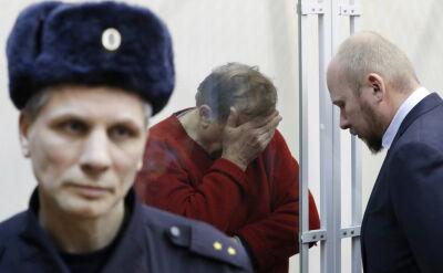 Fragmenty ciała studentki znalezione w plecaku rosyjskiego historyka