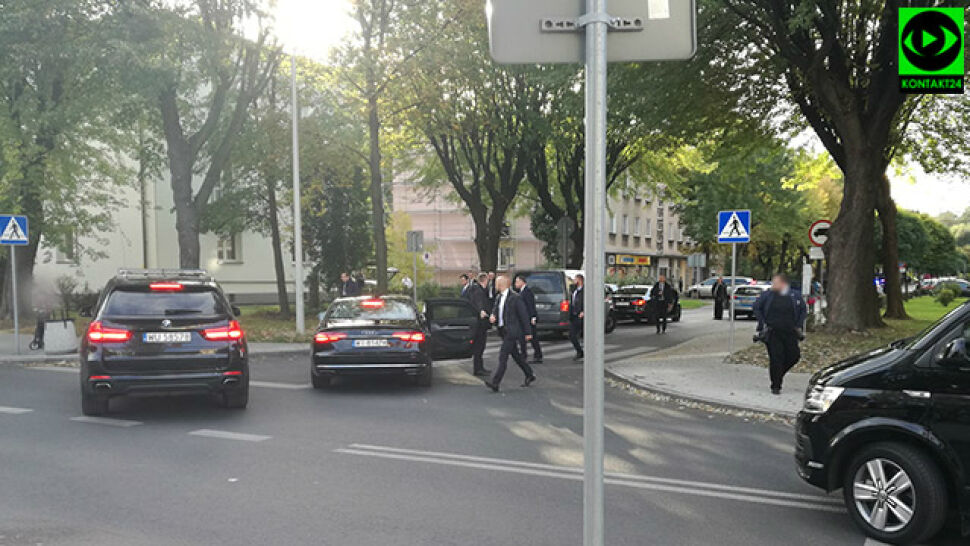 Samochód z kolumny prezydenta potrącił dziecko