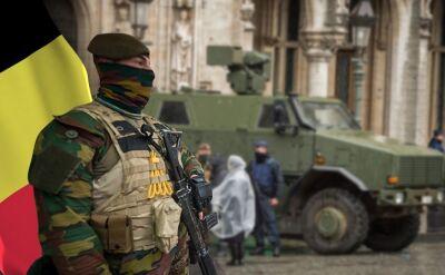 21.11.2015 | Belgia: w Brukseli najwyższy stopień zagrożenia terrorystycznego