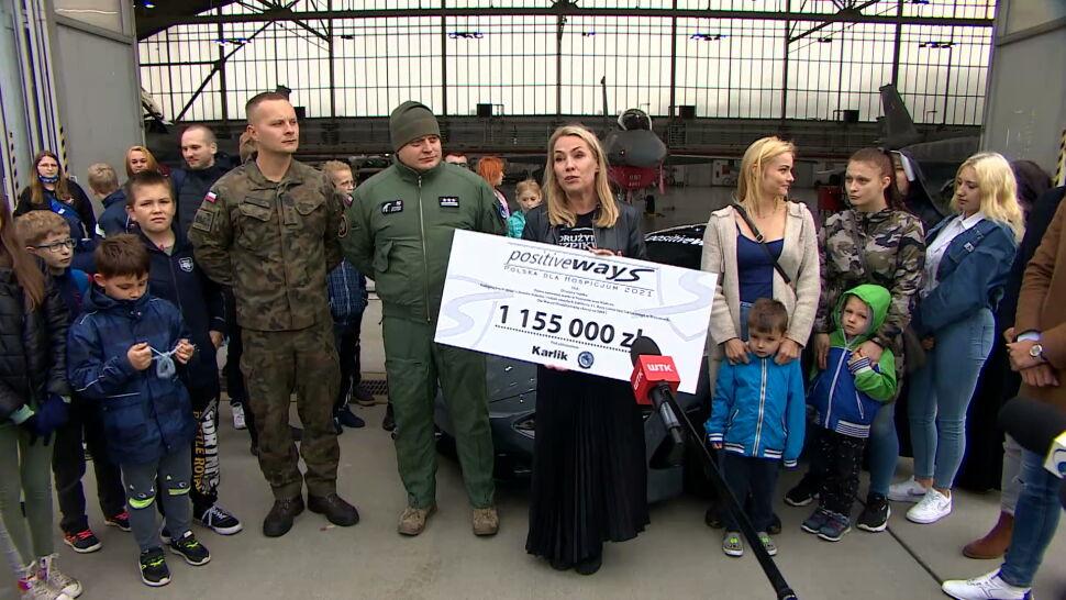 Żołnierze i inne osoby dobrej woli uratowali Dom Samotnej Matki w Kiekrzu