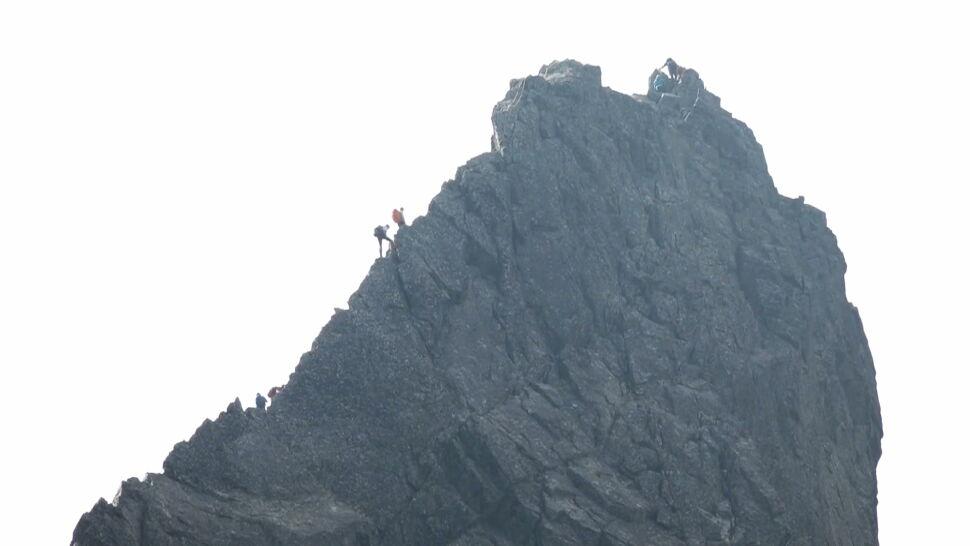 """Geodeci mierzą tatrzańskie szczyty. """"Wysokości nowe, inne, bardzo często sensacyjne"""""""