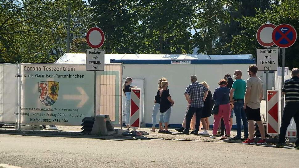 Jedna Amerykanka zakaziła koronawirusem co najmniej kilkadziesiąt osób w Bawarii