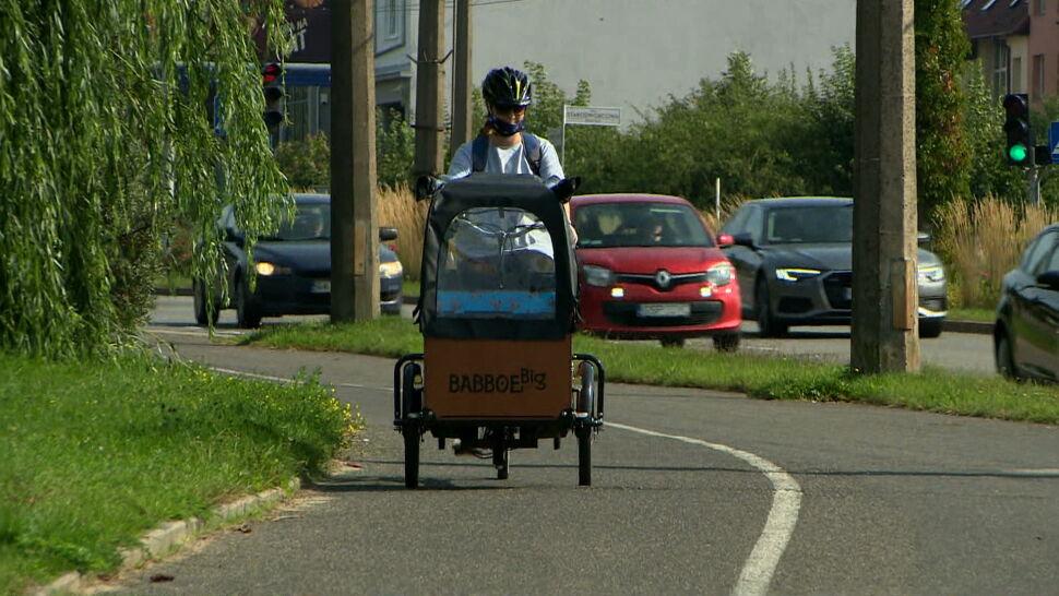 """Rowery cargo zyskują na popularności. """"Znakomicie się na nich jeździ"""""""