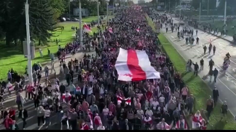 """""""Rosyjski imperializm to zło"""". Spotkanie w KPRM w sprawie Białorusi"""