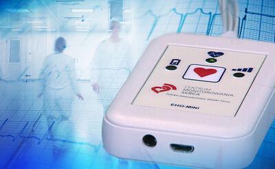 Ratuje życie i nie powiększa kolejek. Piekary Śląskie sponsorują 50 pacjentom monitoring serca