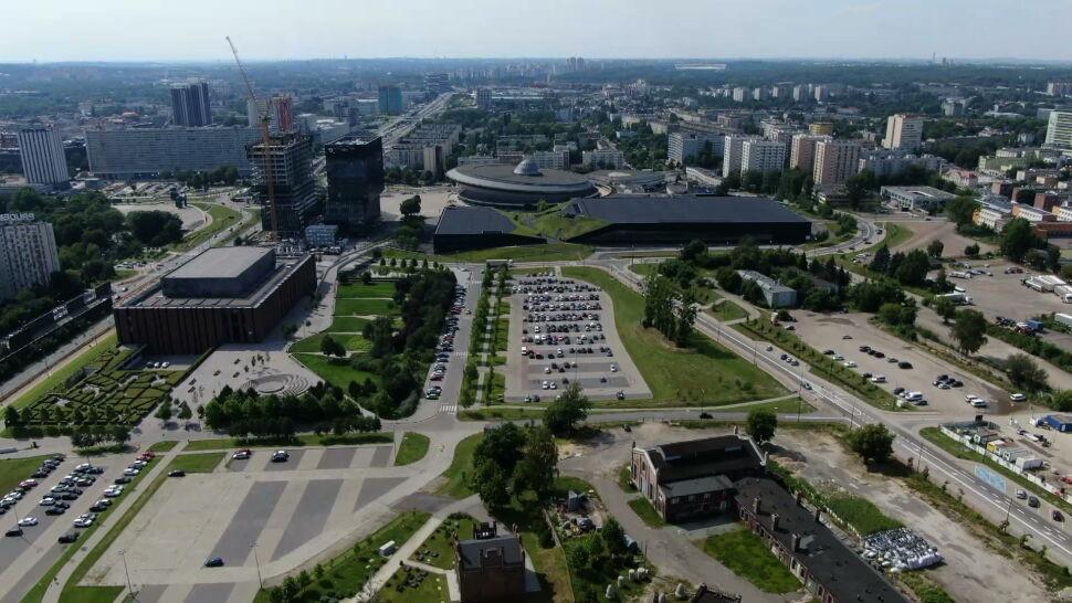 Płatne parkowanie w centrum Katowic. Decyzja budzi kontrowersje