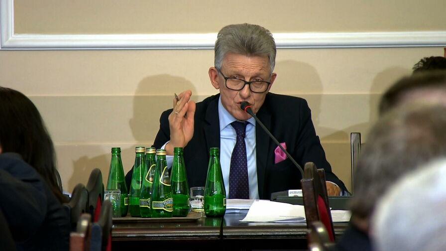 Prezydent Duda odbierze przysięgi od nowych sędziów TK, w tym Stanisława Piotrowicza