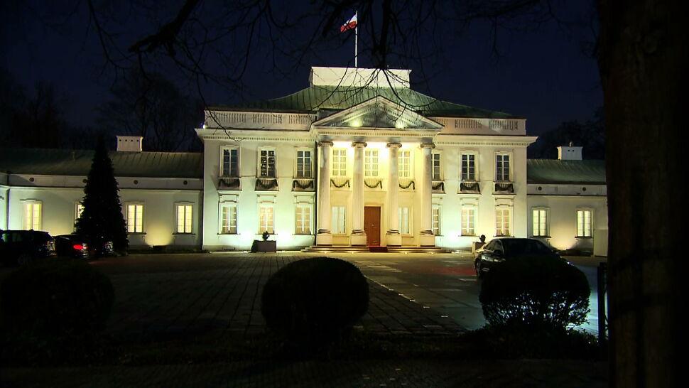 Bez mediów i nie w Pałacu Prezydenckim. Pawłowicz i Piotrowicz zaprzysiężeni