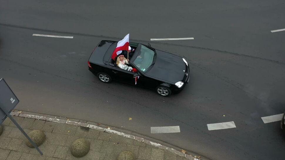 Przejazdy zamiast marszów i inne alternatywne metody obchodów Święta Niepodległości