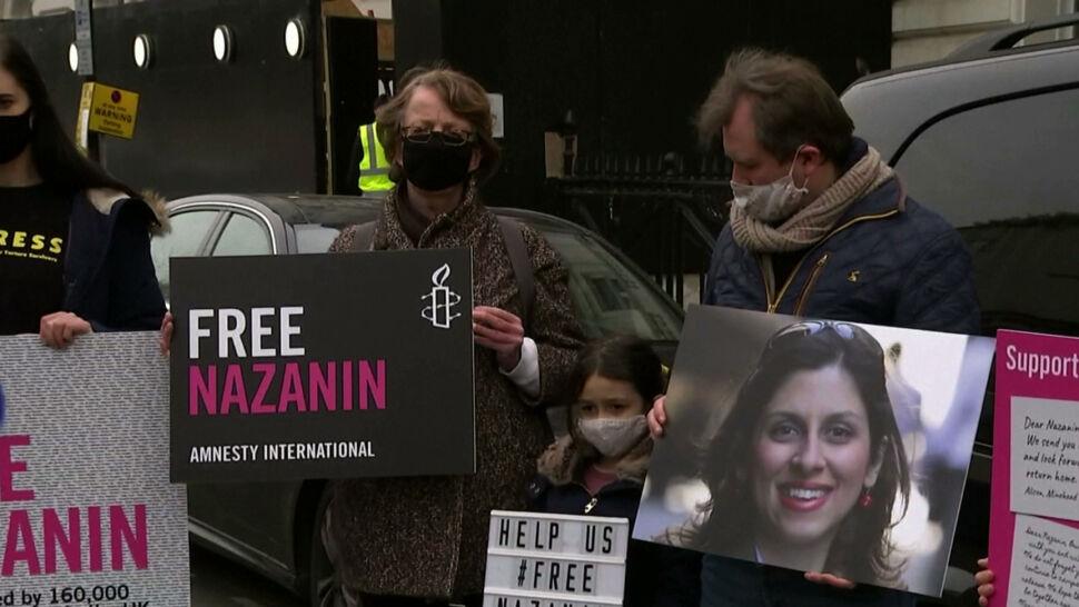 """""""Nazanin wzięto jako zakładniczkę. To hańba"""""""
