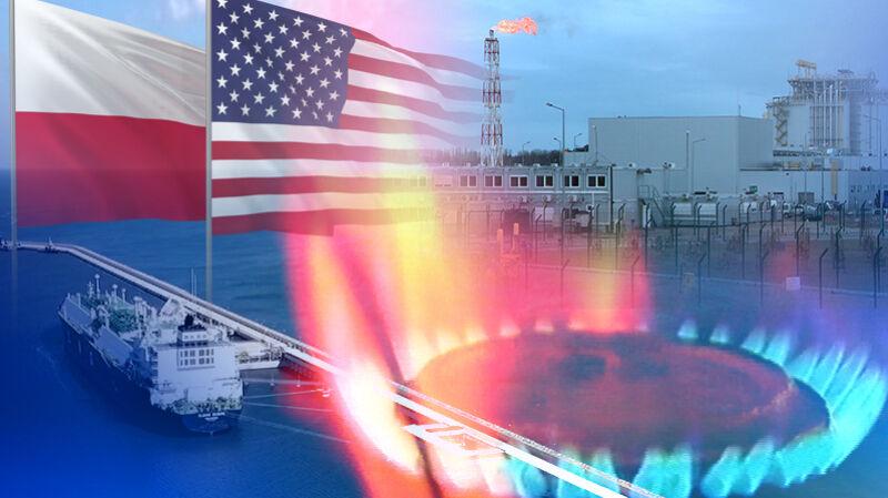 """22.11.2017   Podpisano umowę na dostawy skroplonego gazu z USA. """"Kontrakt jest dla nas atrakcyjny"""""""