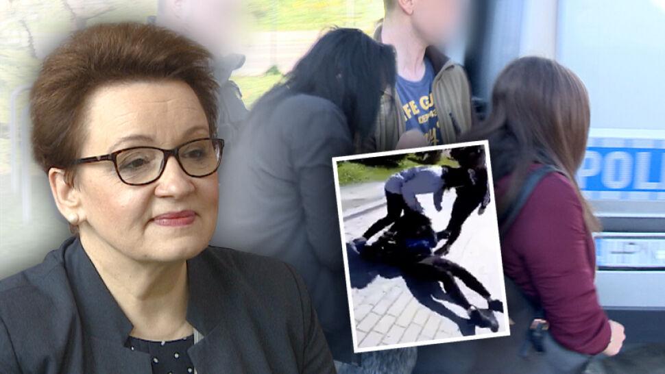 Pobicie uczennicy w Gdańsku. MEN oskarża dyrektora o zignorowanie bójki