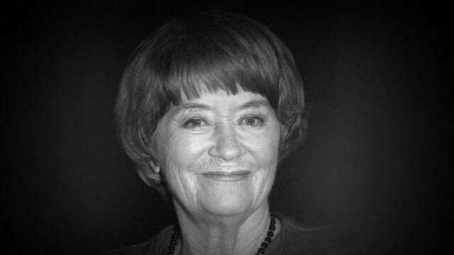 Nie żyje Alina Janowska