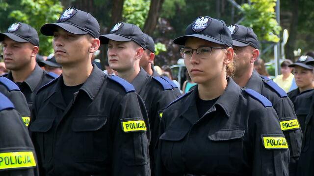 Strażacy, celnicy, strażnicy graniczny. Inne służby wspierają protest policjantów
