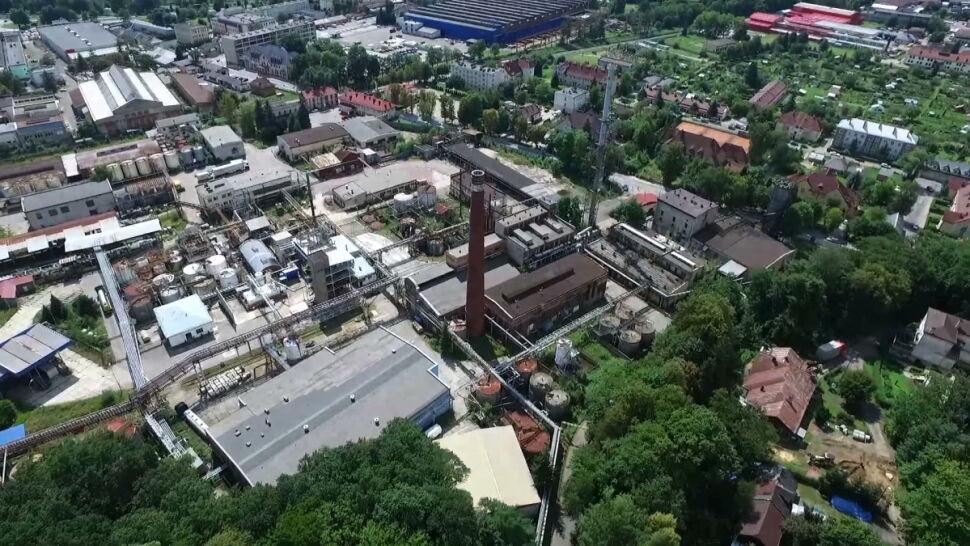 Wyciek toksycznej substancji w Gorlicach. Nikt nie przyznaje się do winy