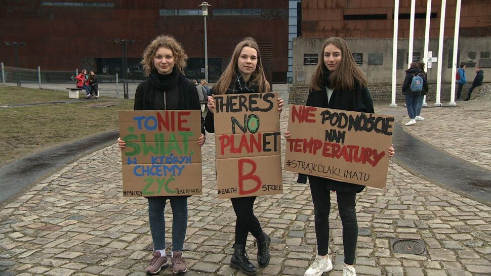 Wiele krajów, jedno hasło. Młodzi domagają się walki ze zmianami klimatycznymi