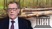 UNESCO żąda zaprzestania wycinki w Puszczy Białowieskiej