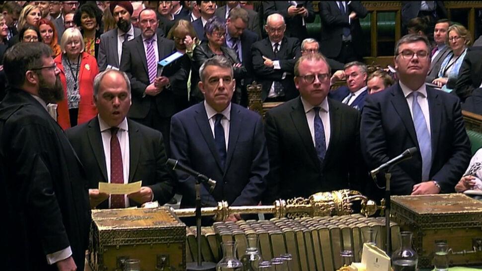 Debata o brexicie w Izbie Gmin. Johnson wzywa do porozumienia