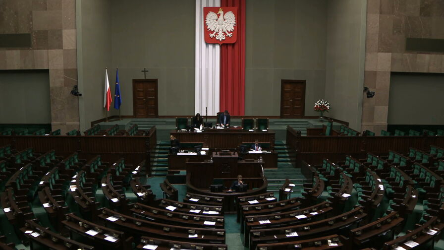 """Nowy parlament zacznie prace 12 listopada. """"PiS potrzebuje bardzo dużo czasu"""""""