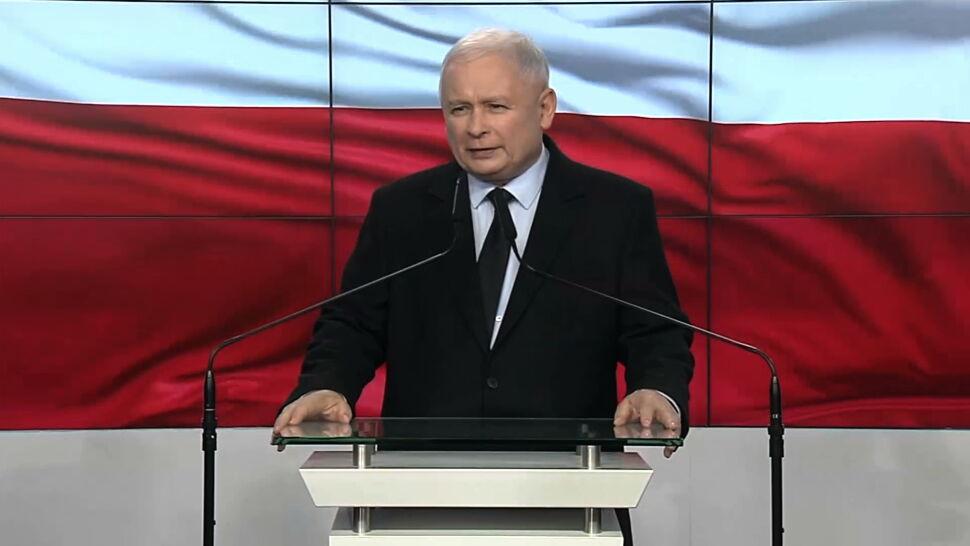 """PiS wygrywa w wyborach. """"Mamy rekordowy w historii Polski wynik"""""""