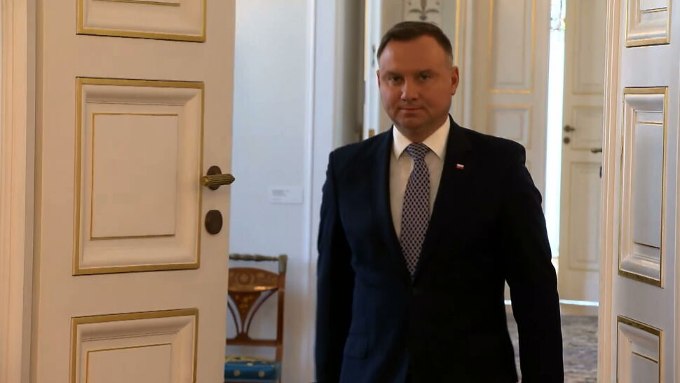Andrzej Duda liderem sondażu prezydenckiego. Kto mógłby mu zagrozić?