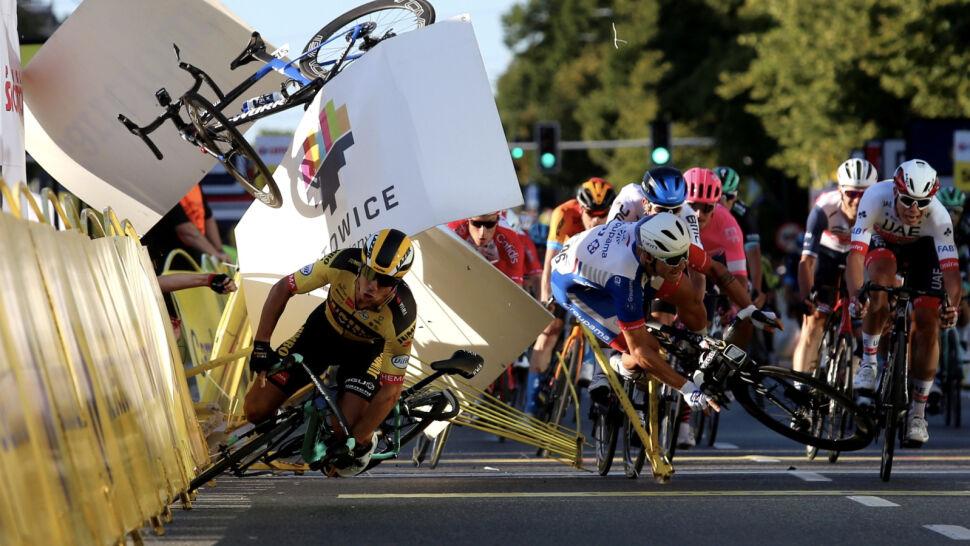 Wypadek podczas wyścigu Tour de Pologne. W sprawie rusza prokuratorskie śledztwo