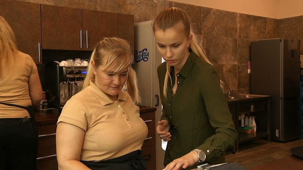 """Niezwykła kawiarnia w Rzeszowie. """"Wspieramy osoby niepełnosprawne"""""""