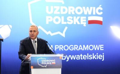 """Schetyna zaprezentował swoją szóstkę. """"Chcemy Polskę uzdrowić"""""""
