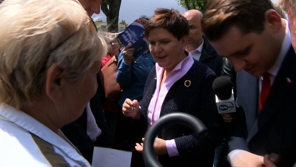 SOP już nie będzie ochraniać Beaty Szydło. Sama zrezygnowała