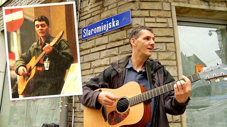 Jacek Pikuła znów zagrał na Staromiejskiej. Poruszający finał historii społecznika z Katowic