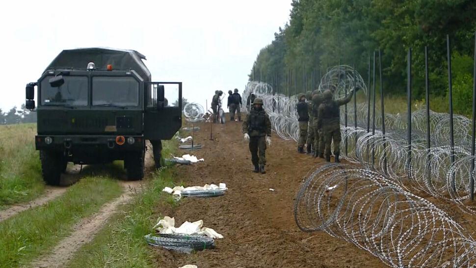 Jak Polacy oceniają działania rządu na granicy polsko-białoruskiej?