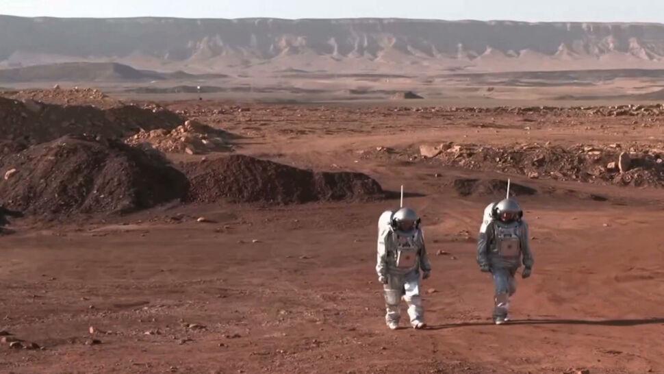 Naukowcy odizolują się na pustyni. Chcą sprawdzić, jak to jest mieszkać w marsjańskich warunkach