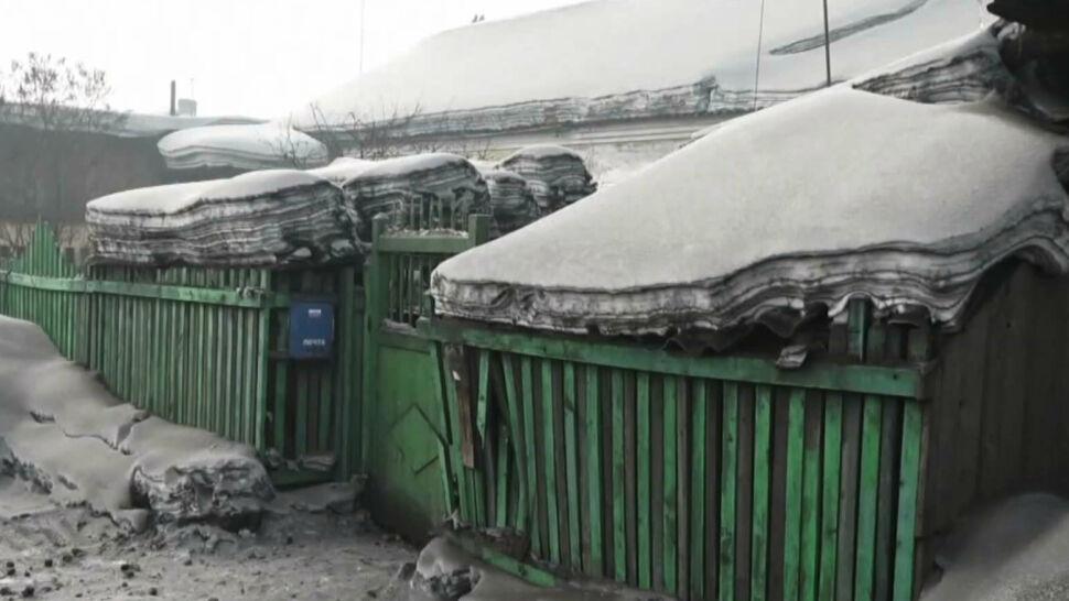 Czarny śnieg na Syberii. Może być toksyczny