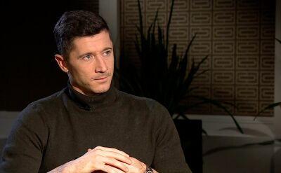 """Lewandowski zdradza w """"Faktach po Faktach"""" TVN24: nie myślę już o zmianie klubu"""