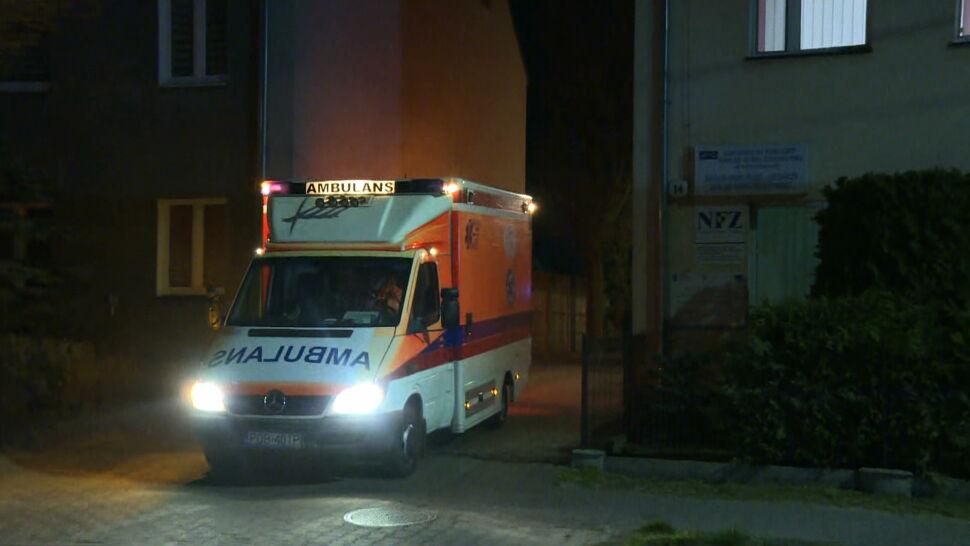 Koronawirus w Krotoszynie. Ewakuowany szpital, zamknięta komenda policji