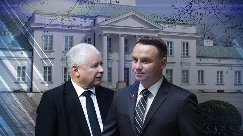 Kolejne spotkanie prezydenta i prezesa PiS. W sprawie reformy sądownictwa