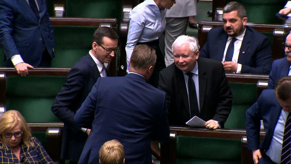 """Kaczyński zapowiada weto w sprawie unijnego budżetu. """"Nie damy się terroryzować pieniędzmi"""""""