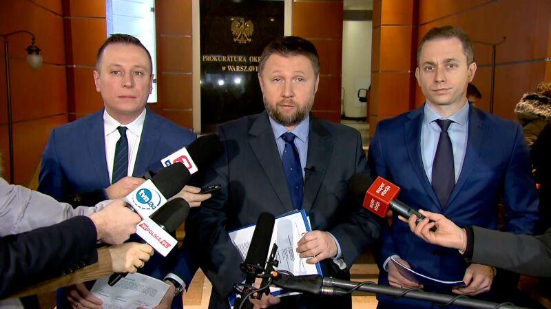 Kolejne informacje w sprawie taśm Kaczyńskiego
