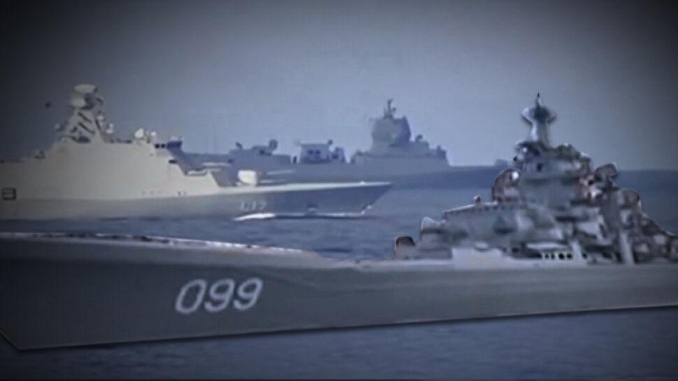 Dwa rosyjskie okręty atomowe wpłyną w czerwcu na Bałtyk