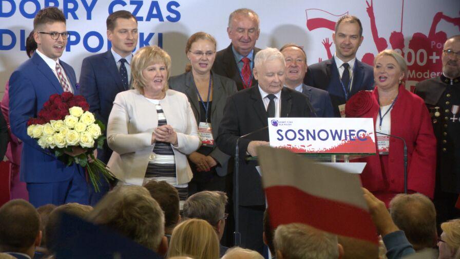 """Kaczyński zapowiada """"piętnowanie"""" elit"""