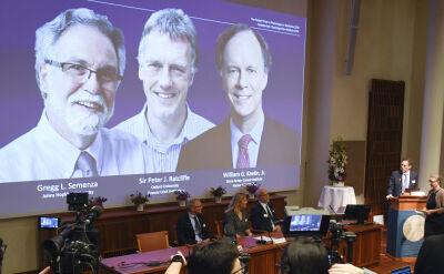 Komitet Noblowski ogłosił nazwiska laureatów medycznego Nobla